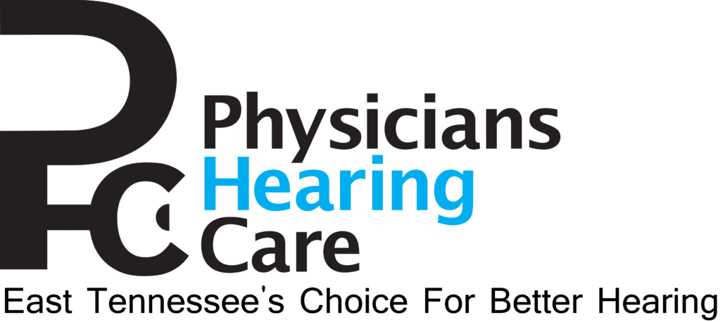 Physicians Hearing Care header logo