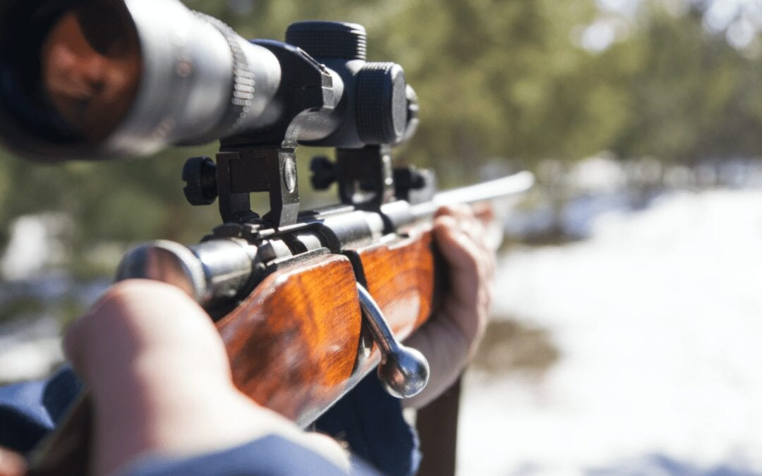 Gun aiming | Physician Hearing Care Tennessee