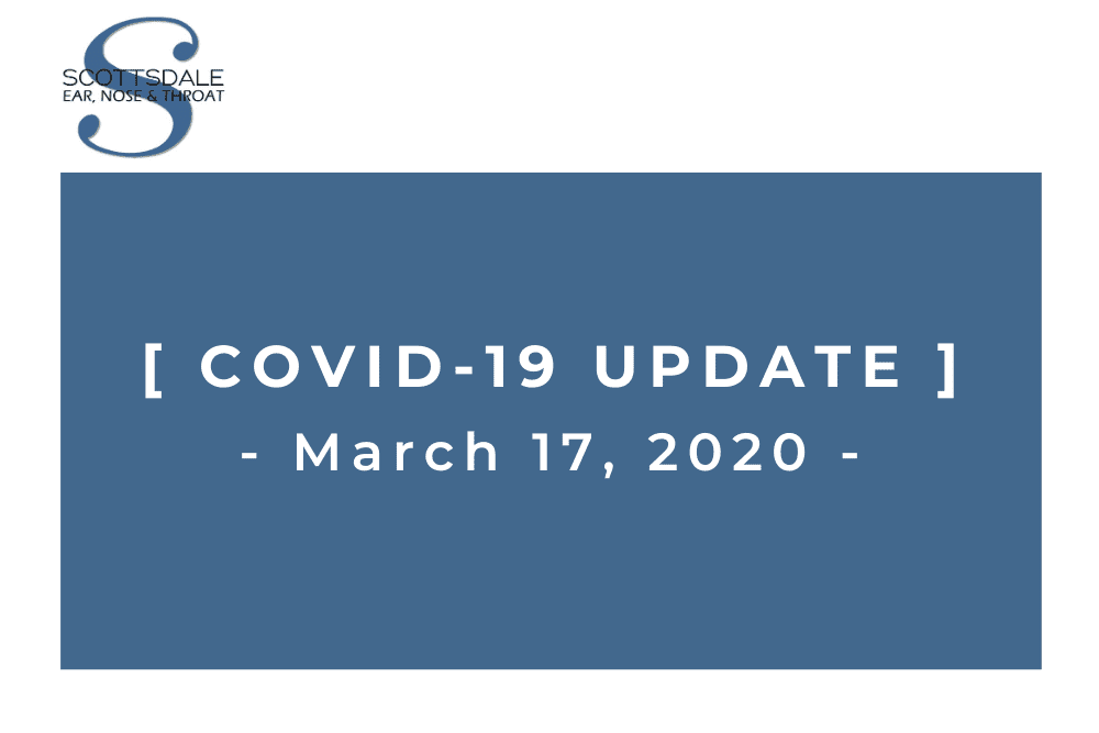 Covid-19 update for hearing loss