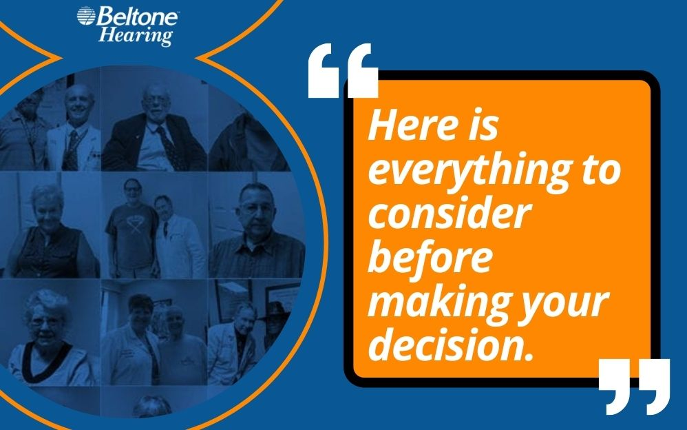 Are Beltone Hearing Aids Right For You?