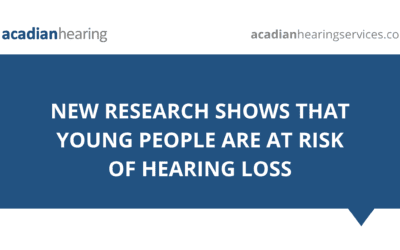 New Research Shows that Young People Are at Risk of Hearing Loss