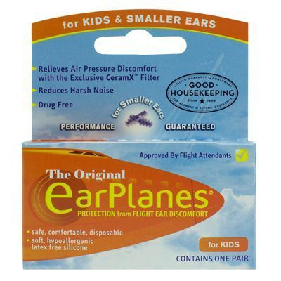 Ear Planes - Child (pair) from North Houston Hearing Solutions
