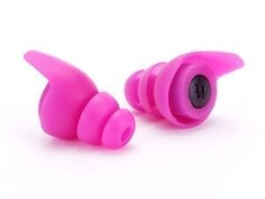 TRU Universal WR20 Earplugs - Pink from North Houston Hearing Solutions