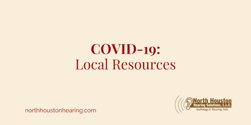 Local Resources to Help During Covid-19 Crisis
