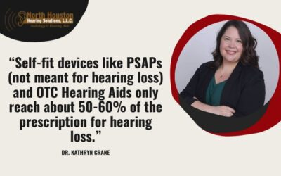 An Audiologist's Thoughts About Over-The-Counter Hearing Aids (OTC)