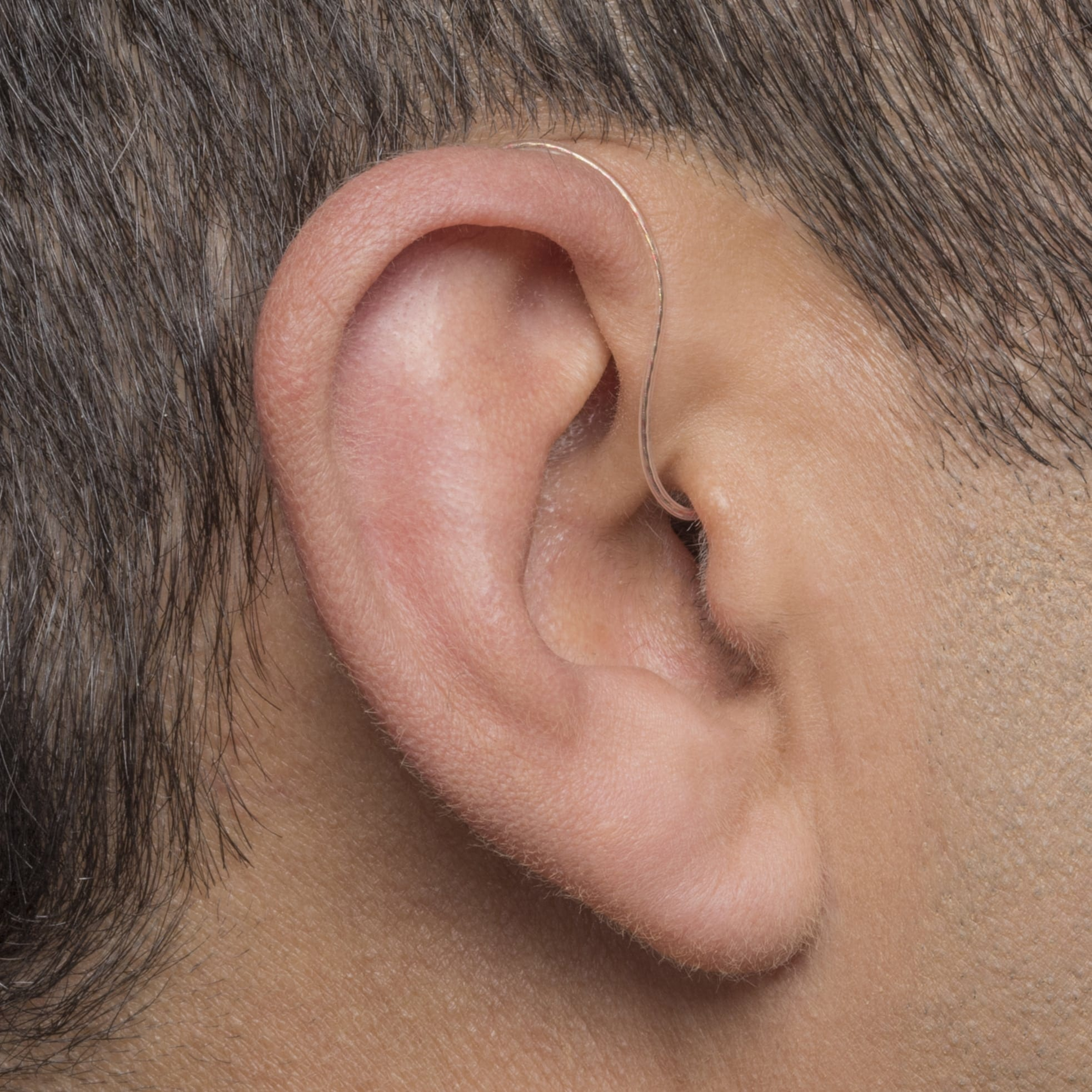 Receiver-In-Ear (RIC)
