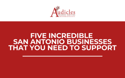Five Incredible San Antonio Businesses That You NEED to Support