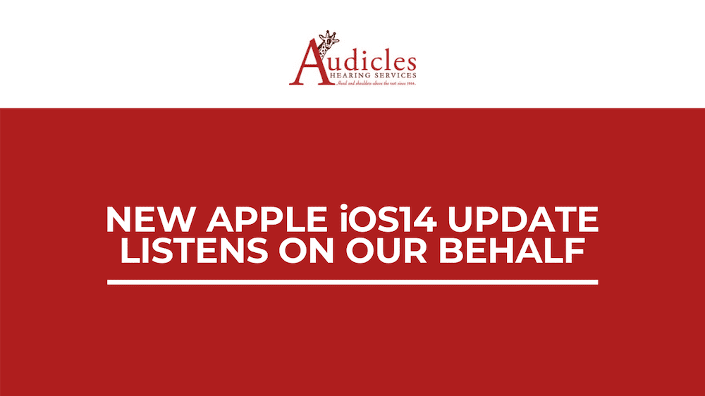 New Apple iOS 14 Update Listens on our Behalf