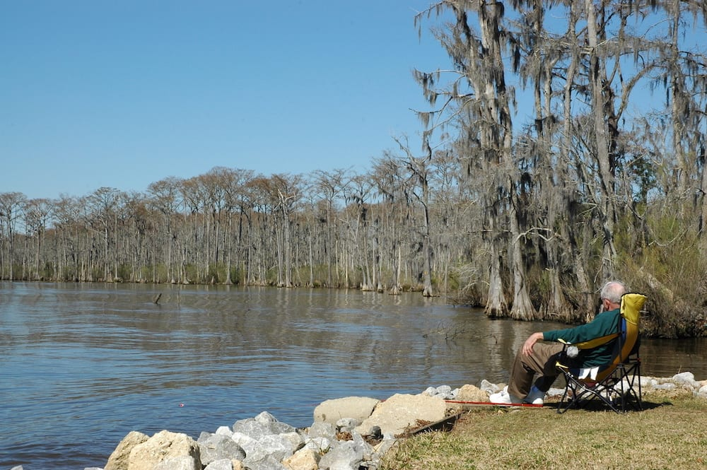 The view at Fairview-Riverside State Park, in Madisonville, Louisiana, USA | SLENT Hearing & Balance Center