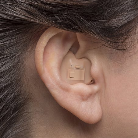 Full Shell Or In The Ear (ITE)