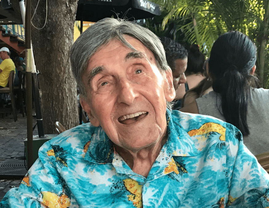 """""""Why Samuel, a 97-Year Old With Profound Hearing Loss Turned to Dr. Michelle in Need of Help to Ensure He Wouldn't Lose His Two Favorite Things, Listening to Music and Telling Jokes"""