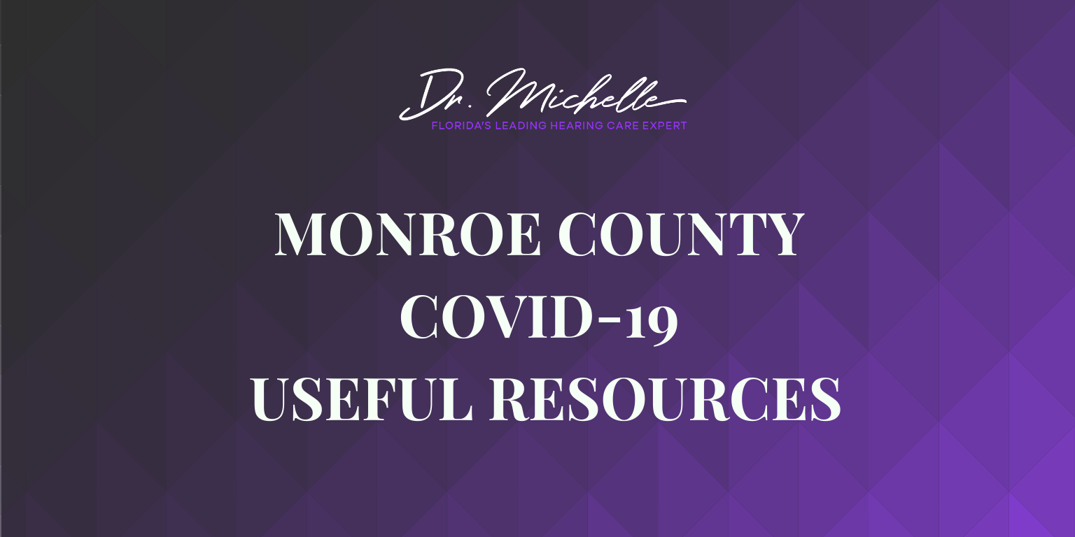 MONROE COUNTY COVID-19 USEFUL RESOURCES
