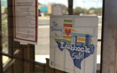 Cornerstone Audiology Listed as a 'Lubbock Safe Business'