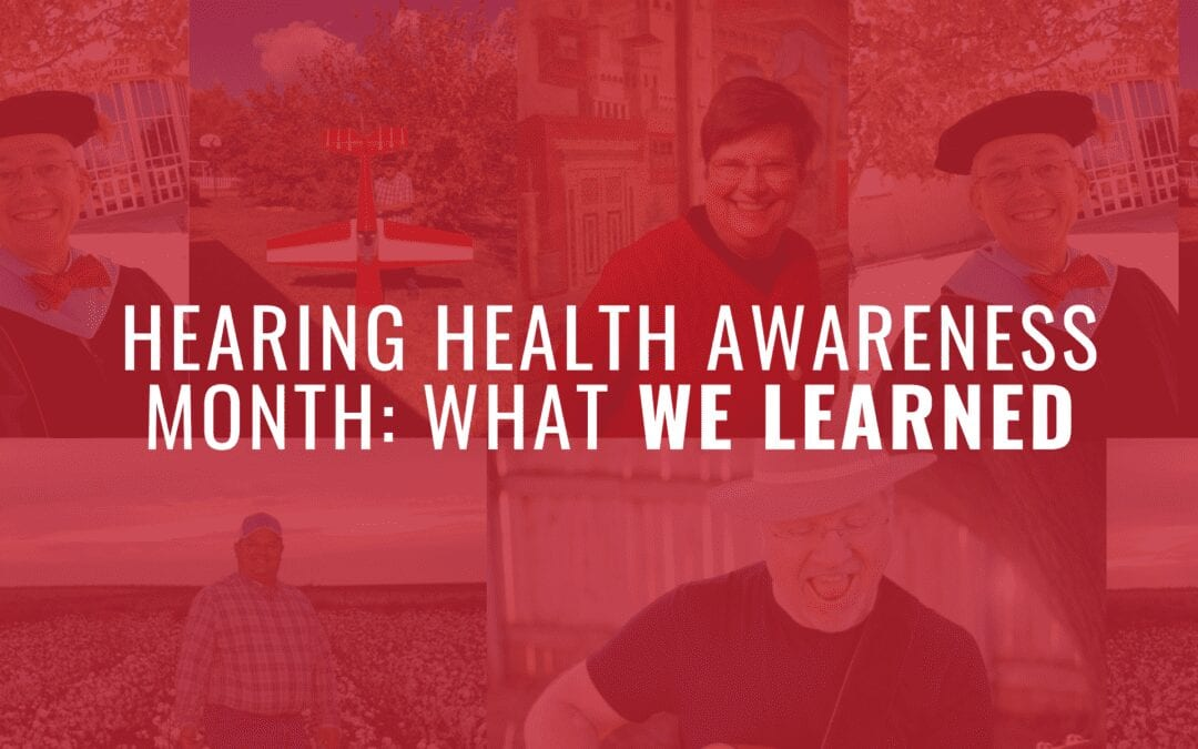August 2020's Hearing Health Awareness Month: What We Learned