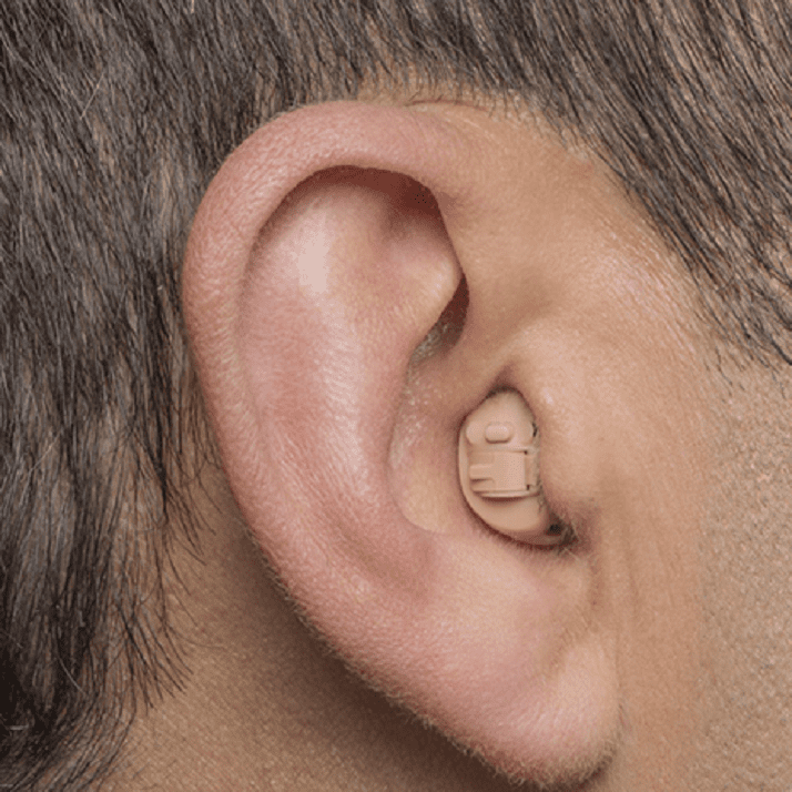 In-the-canal (ITE) Hearing Aid
