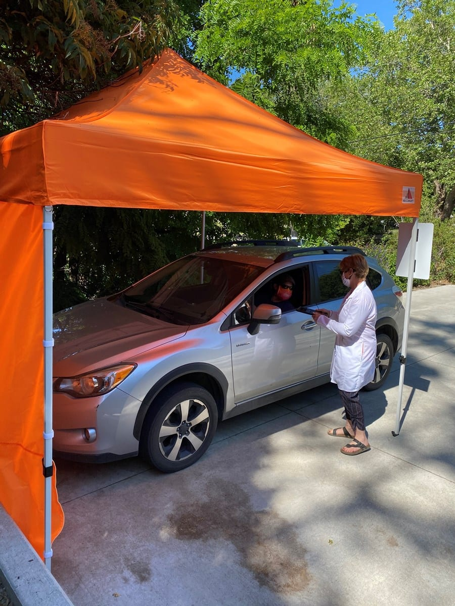 Audiology and Hearing Aid Associates Curbside