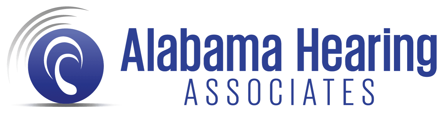Alabama Hearing Associates header logo
