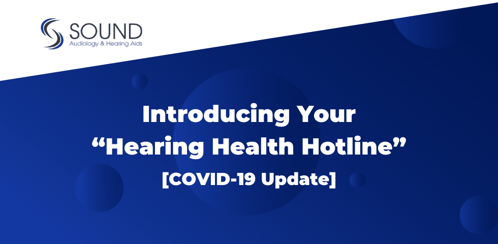 hearing health covid-19 update
