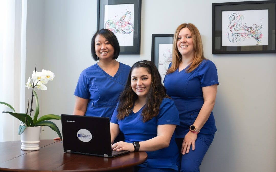Why the Team Is Passionate About Healthy Hearing | Hearing Health Awareness Month