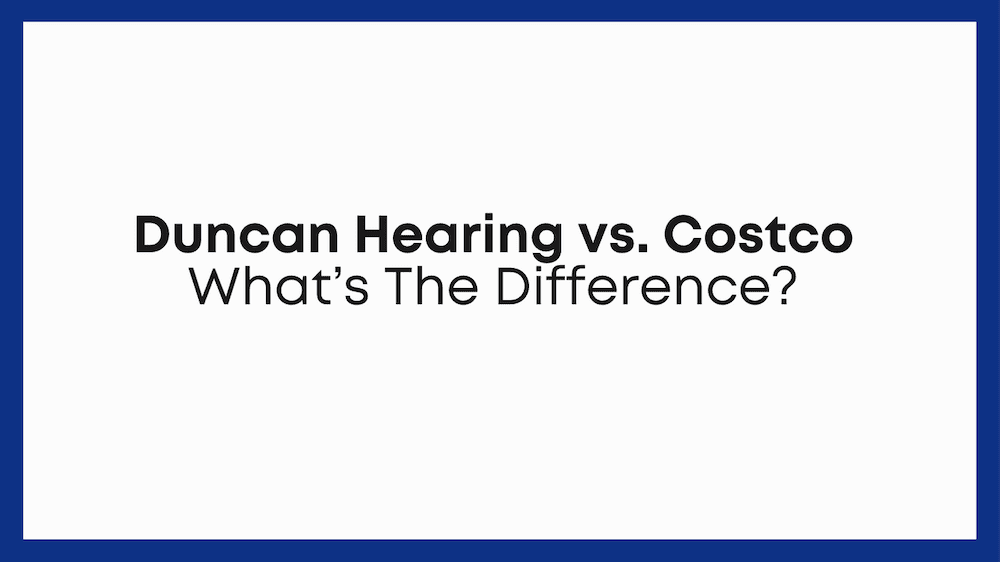 Duncan Hearing vs. Costco