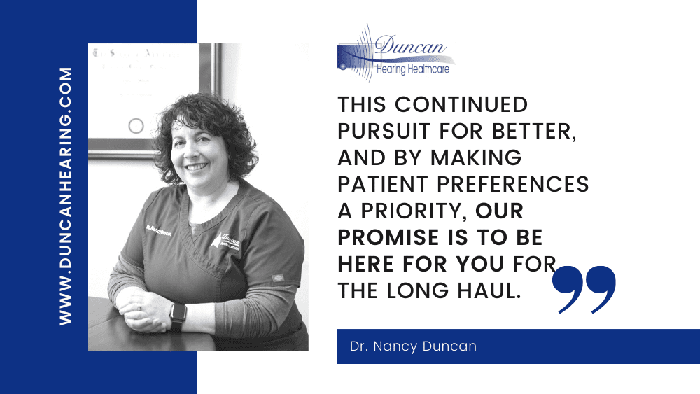 Dr. Nancy Duncan quote and image - blog feature