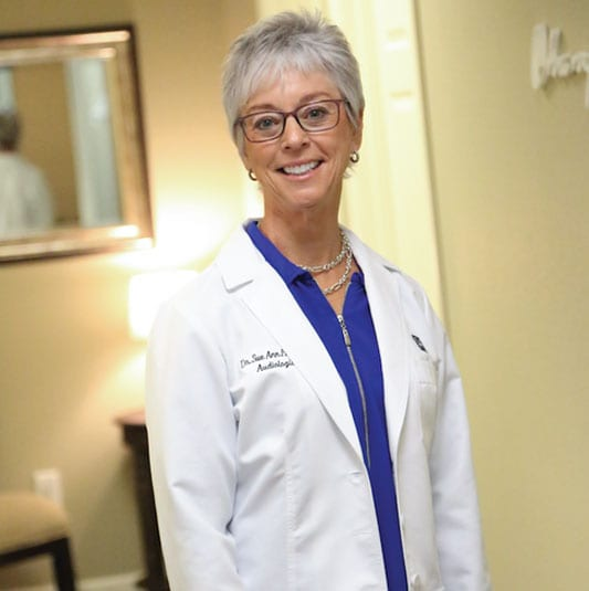 Dr. Sue Ann Holland - Audiologist at Holland Hearing Center