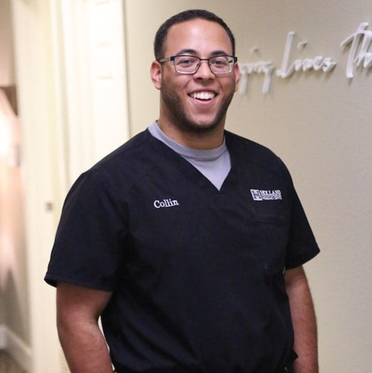 Collin Tate - Hearing Aid Technician at Holland Hearing Center