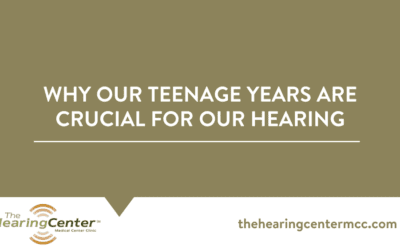 Why Our Teenage Years Are Crucial for Our Hearing
