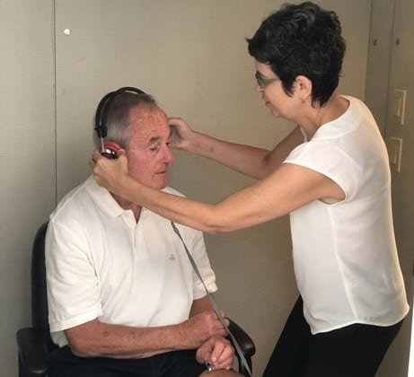 Comprehensive Hearing Assessments with Monica
