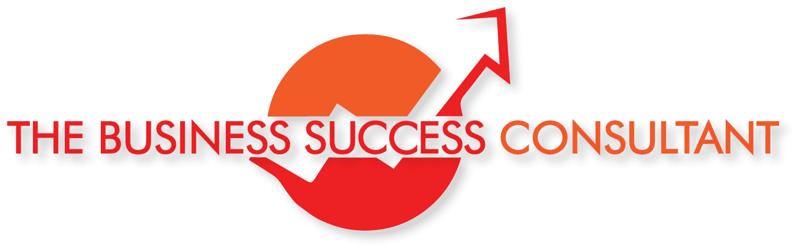 The Business Success Consultant header logo
