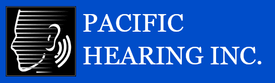 Pacific Hearing Inc footer logo