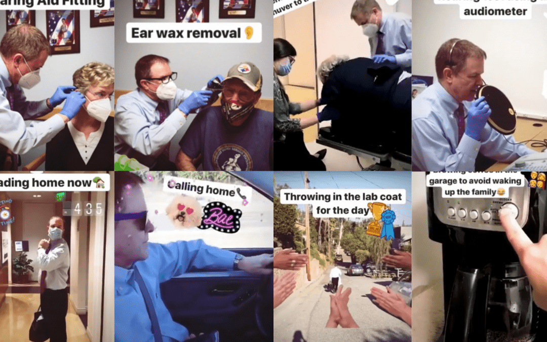 """A Day in The Life of Dr. Gregory Frazer"" Captured on Instagram"