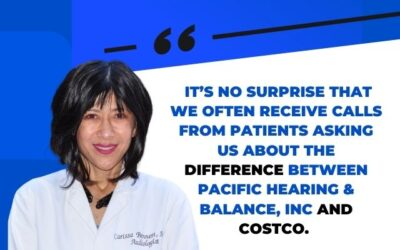 What's The Difference Between Costco And Pacific Hearing & Balance, Inc.?