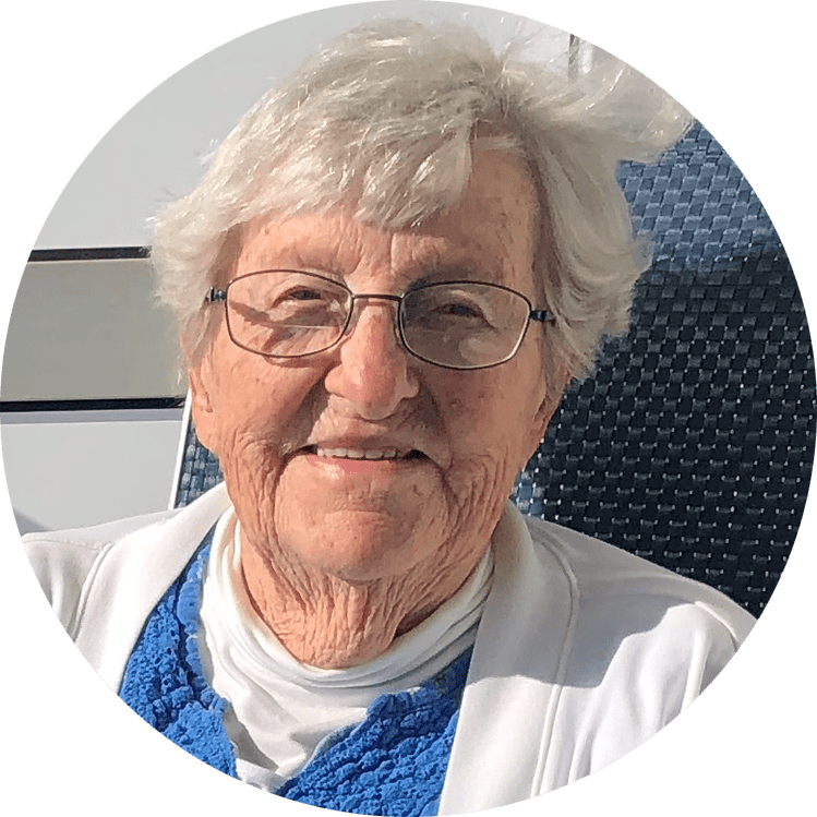 Mary Lindberg Patient Stories
