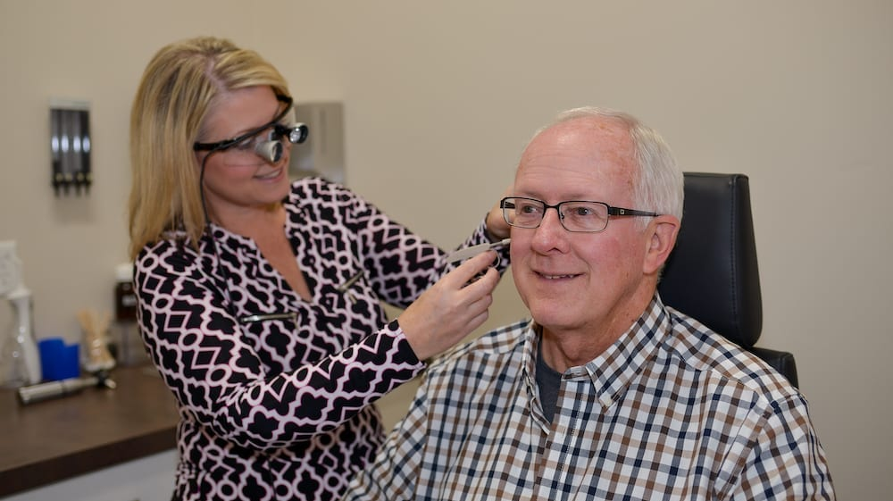 Can my Hearing Aids be Worn With Glasses?