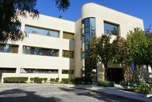 West Coast Hearing and Balance Center Simi Valley building
