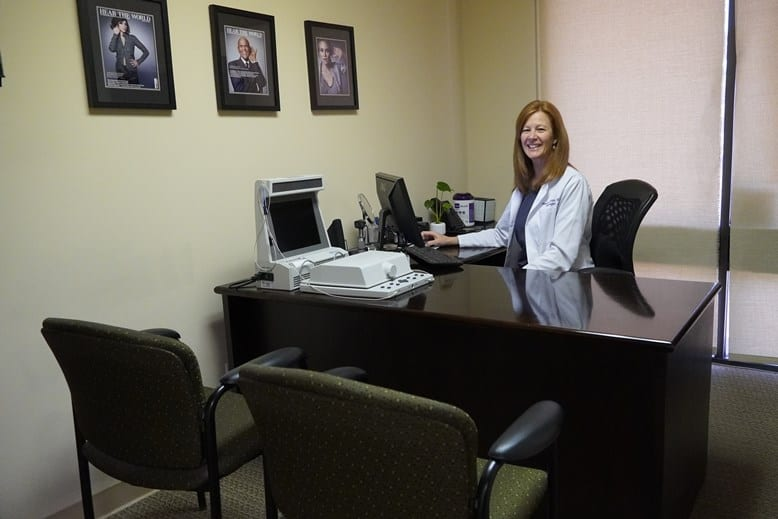 Audiology office
