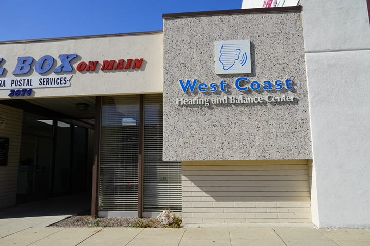 West Coast hearing and balance center in Ventura