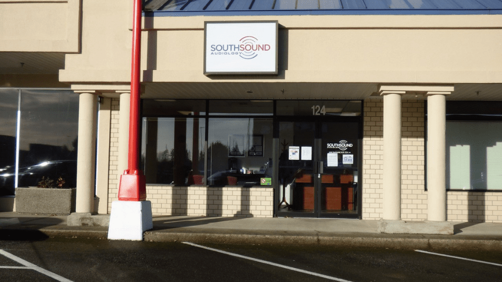 South Sound Audiology building