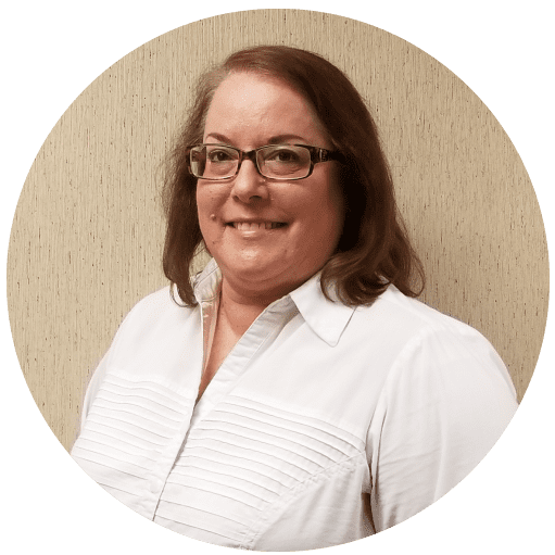 Audiology Associates Patient Care Coordinator Rosemary Nye, Baltimore, Wilkens Ave. Office