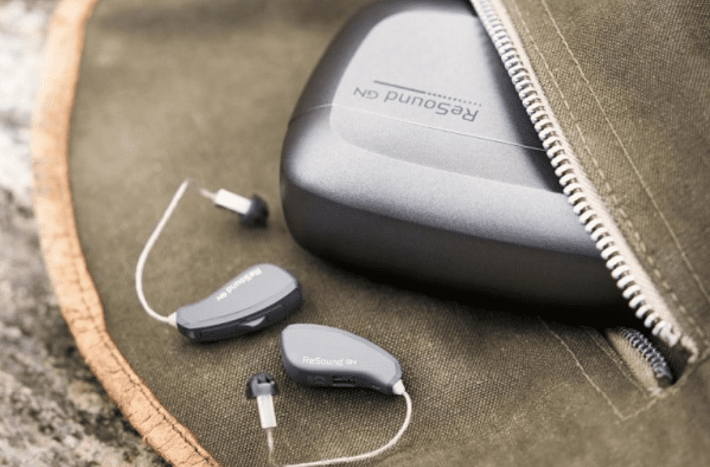 Audiology Associates ReSound Hearing Aids