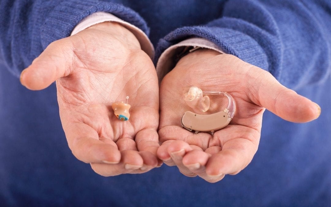The Different Types of Hearing Aids and Why it's Important You Know the Difference | Clarity Hearing