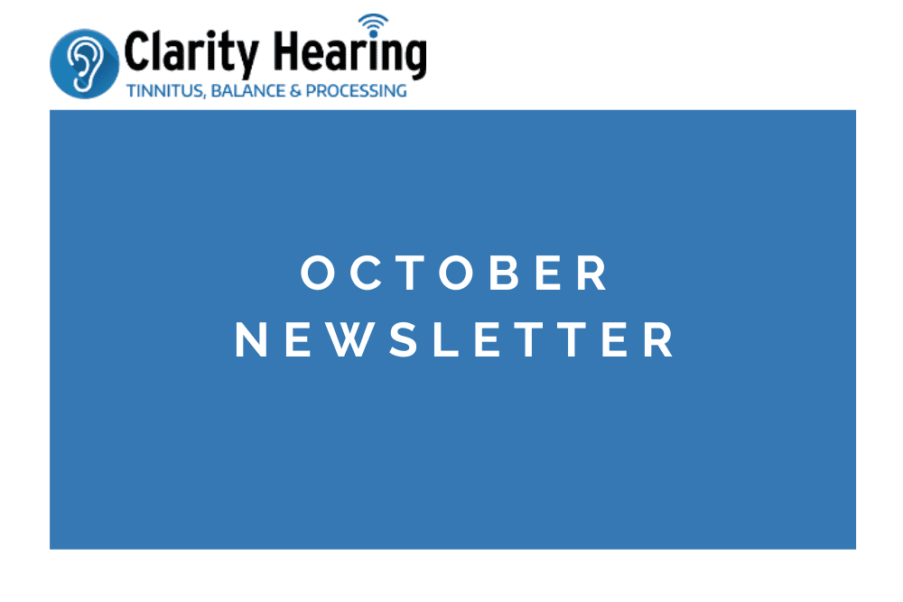 We've Been Waiting All Year For This | October Newsletter