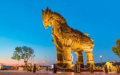 "How to Use a ""Trojan Horse"" Marketing Campaign to Drive Referrals from Physicians Without Making Awkward Cold Calls, Bribing them with Gifts, or Making Unannounced Visits"