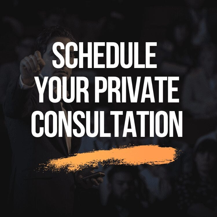 Schedule Your 'Private Consultation'