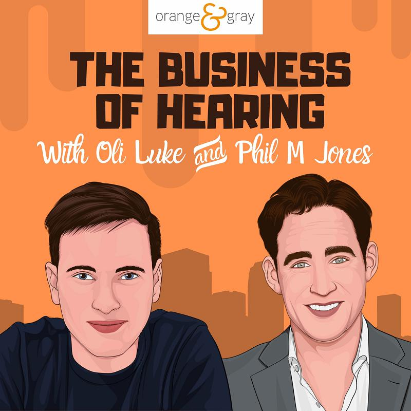 The Business of Hearing Podcast cover art