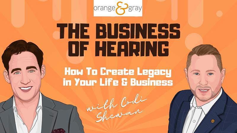 Episode 11How To Create Legacy in Your Life & Business with Codi Shewan