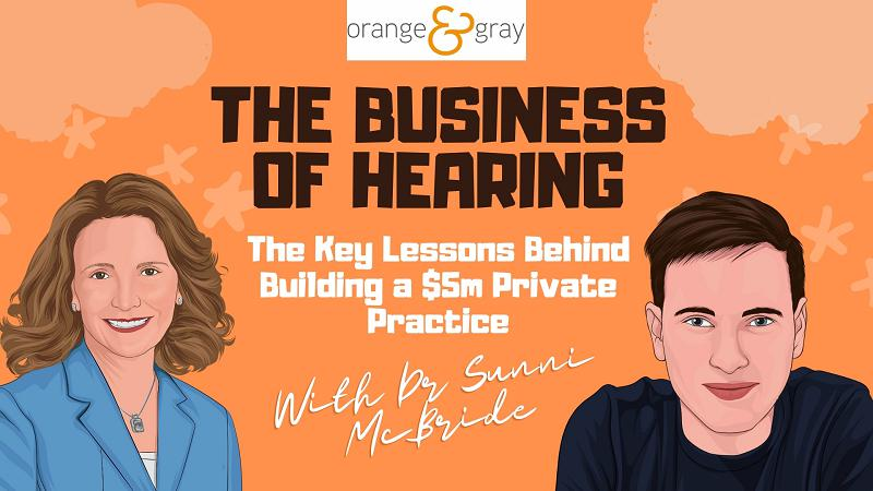 Episode 12The Key Lessons Behind Building a $5m Private Practice with Dr. Sunni McBride