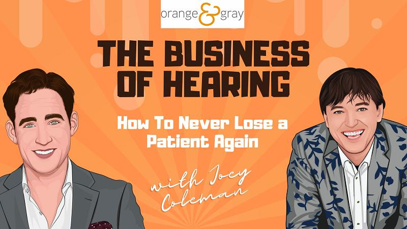 Episode 16How To Never Lose a Patient Again with Joey Coleman