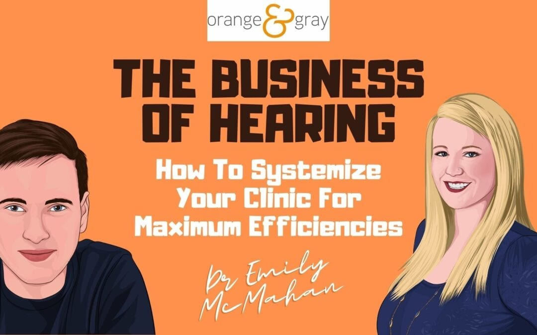 Episode 18How To Systemize Your Clinic For Maximum Efficiencies with Dr Emily McMahan